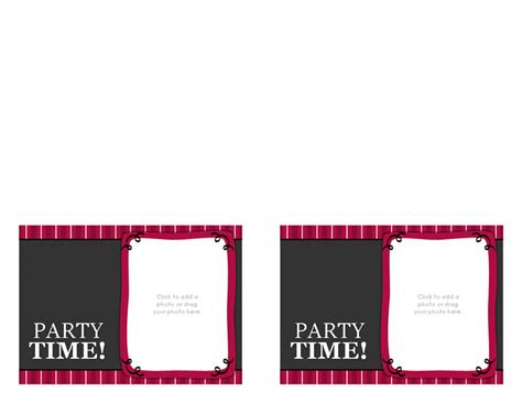 per invite template invitation free printable invitations for