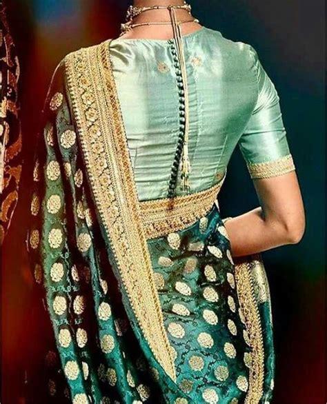design blouse 25 latest silk saree blouse designs for wedding season