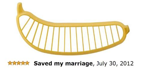 Banana Slicer Meme - hilarious reviews that make online shopping