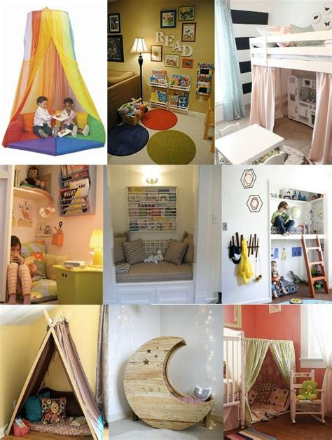 Kinderzimmer Gestalten Waldorf by Cozy Corner In The Nursery Ergonomics And Comfort For