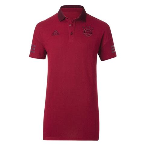 Polo Shirt Adidas Marron 2017 2018 bayern munich adidas bst lifestyle polo shirt maroon for only c 66 92 at
