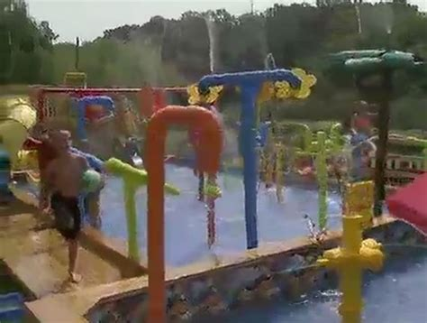 backyard water park father builds backyard water park tangzine com