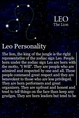 leo zodiac sign quotes