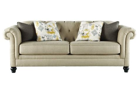 ashley tufted sofa tufted sofa love ashley furniture stuff product