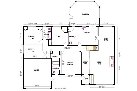get home blueprints free home plans habitat house plans