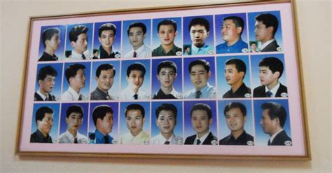 styles of haircuts allowed in north korea select your hairstyle nk news north korea news