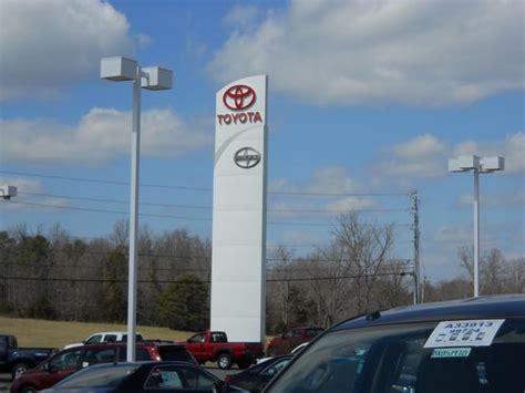 Toyota Dealership Huntsville Al Landers Mclarty Toyota Fayetteville Tn 37334 6687 Car