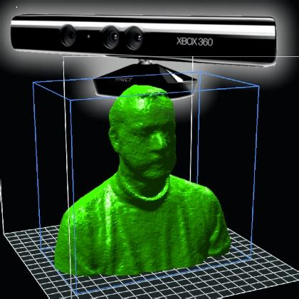 3d kinect kinect for 3d scans open electronics