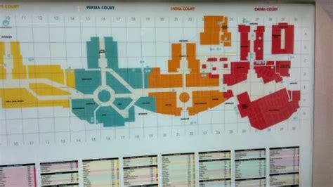 dubai mall layout map любимый бутик сумок quot david jones quot picture of ibn battuta