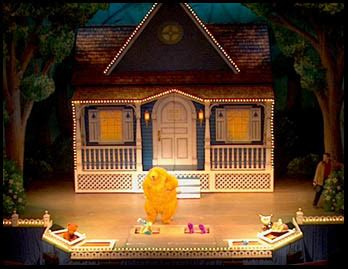 bear inthe big blue house live bear in the big blue house live muppet wiki
