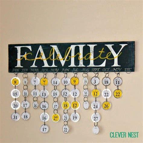 Family Calendar Ideas
