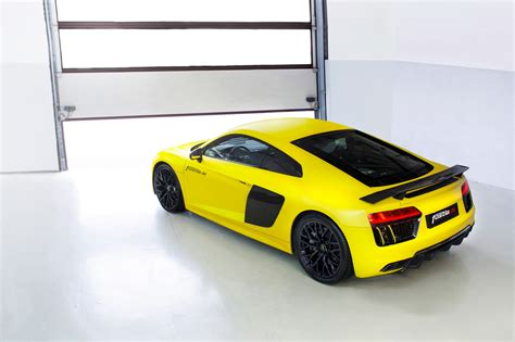 wrapped r8 audi r8 v10 plus wrapped in sunflower matte metallic looks
