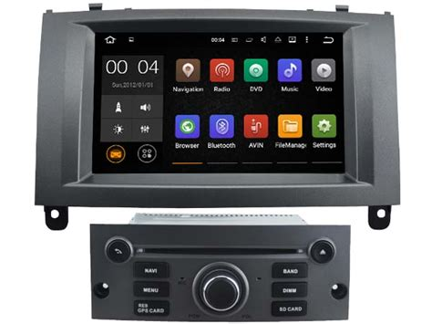 dvd format player for android online buy wholesale peugeot 407 mp3 from china peugeot
