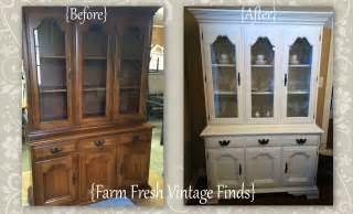 sloan painted hutch sloan white painted hutch farm fresh vintage finds