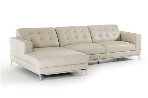 Italian Sectional Sofas by Refined Modern Genuine Italian Sectional Elizabeth New