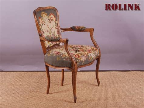 chippendale stuhl gobelin chippendale barock rokoko stil sessel stuhl blumen