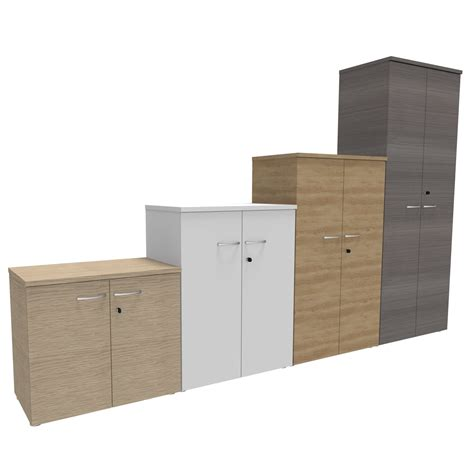 Office Desks With Storage Buronomic Wooden Storage Cupboards 800mm Wide