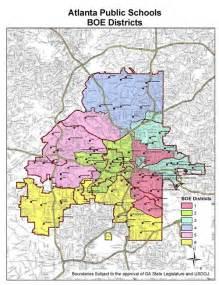 Atlanta Zone Map by Pics Photos Atlanta Zone Map