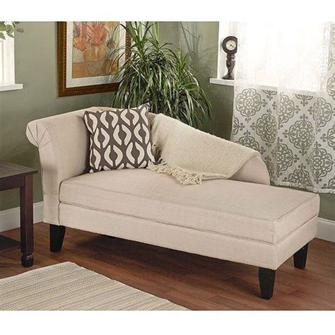 chaise lounge storage bench new beige storage chaise lounge fainting couch seat tufted