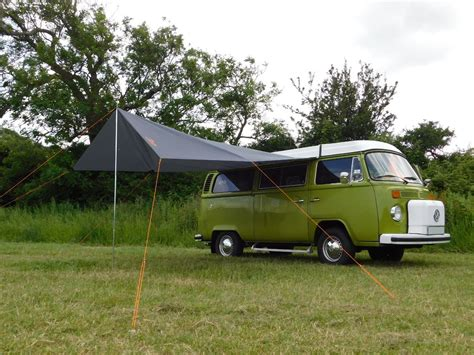 vw t25 awning vw t2 t25 cer van sun canopy awning anthracite grey