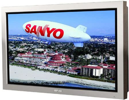 Tv Aqua Sanyo waterproof aquavision tv