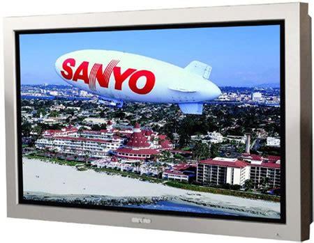 Tv Sanyo Aqua Series waterproof aquavision tv