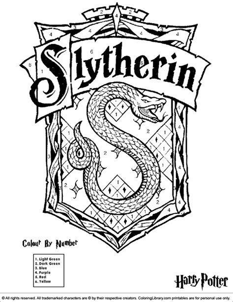 harry potter gryffindor coloring pages coloring pages