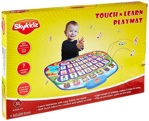 Plan Toys Play Mats by Touch And Learn Play Mat