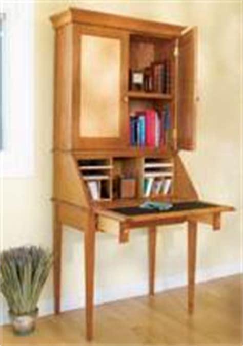 secretary desk plans woodworking free secretary wood project and diy