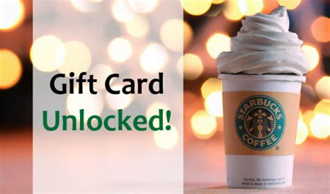 Get A Free Starbucks Gift Card - get a free 100 starbucks gift card right now