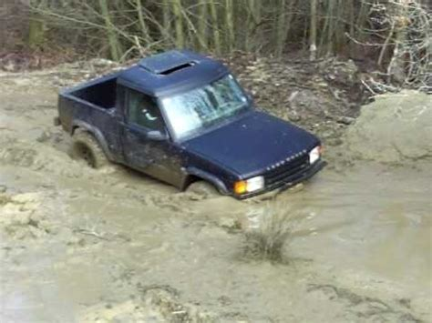 land rover discovery pickup land rover discovery pickup tong off road march youtube