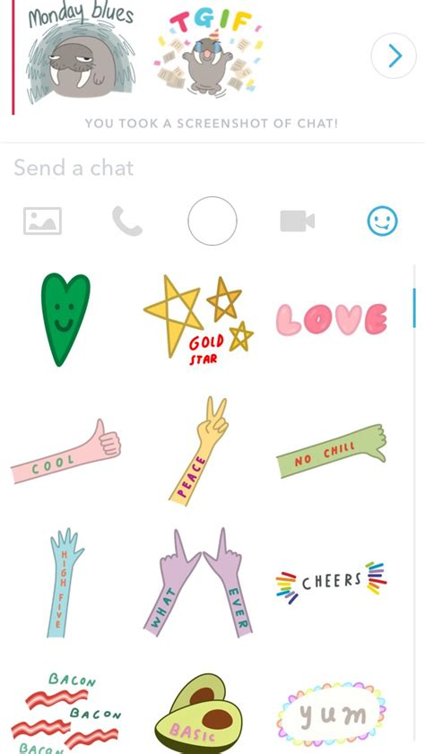 How To Add Moving Stickers On Snapchat