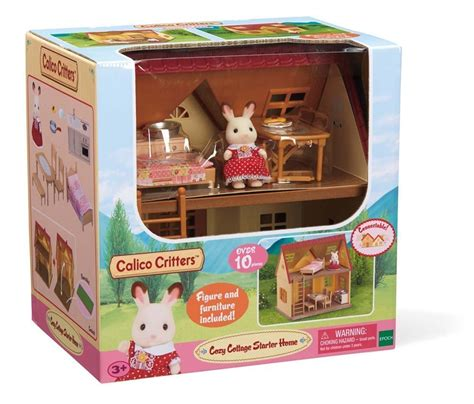 calico critter cozy cottage cozy cottage sense