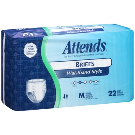 bettymills incontinent  attends tab closure medium disposable heavy absorbency attends
