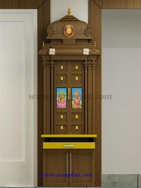 pooja room woodwork designs pooja room designs service provider distributor