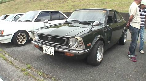 Vintage Toyota 2 Classic Toyota Corolla Levins