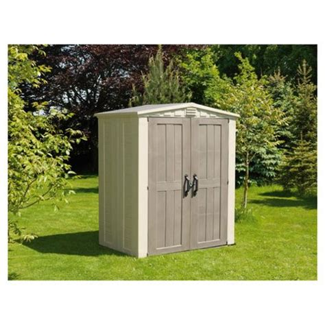 Tesco Shed buy keter 6 x 3 apex shed from our plastic sheds range tesco