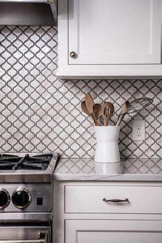 Kitchen Backsplash Ideas With Dark Cabinets merola tile arabesque glossy white 9 7 8 in x 11 1 8 in