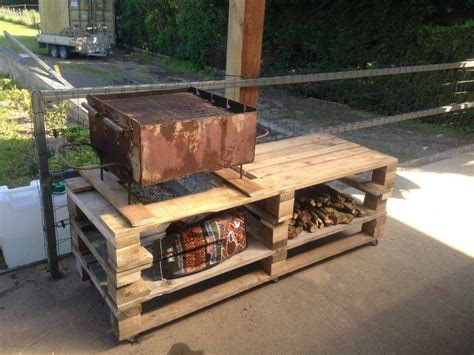 bbq bench diy outdoor storage bench woodworking diy plans