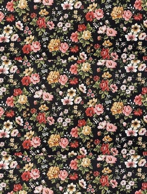 floral pattern wallpaper tumblr cute vintage pattern tumblr picture