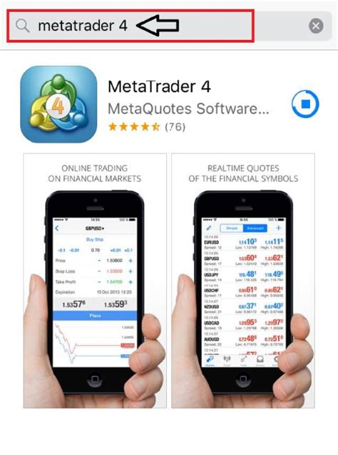 mt4 app iphone metatrader 4 axitrader uk