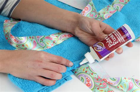 how to glue to fabric aleene s fabric fusion permanent fabric