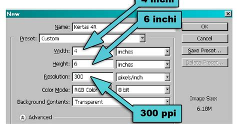 Pengenalan Adobe Photoshop Cs2 mamun berbagi cara mencetak poto berbagai ukuran