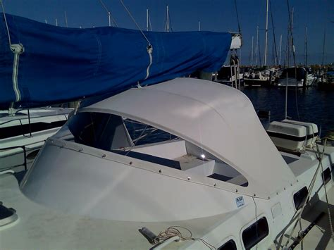 boat upholstery perth dodger prestige marine trimmers boat covers perth