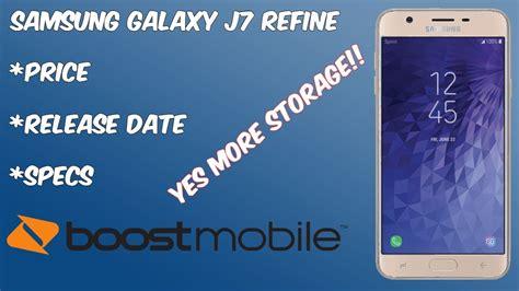 samsung galaxy j7 refine new boost mobile phone hd