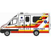 Hattonscouk  Oxford Diecast 76MA005 Mercedes Ambulance