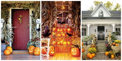 halloween home decorations 30 outdoor halloween decorations easy halloween yard and