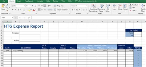 How To Create Custom Templates In Excel Custom Excel Templates