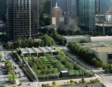 Sculpture Garden Dallas by Nasher Sculpture Center Pwp Landscape Architecture