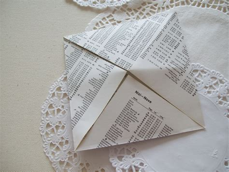How Much Do You Make On A Paper Route - origami box how to make a gift box paper doily